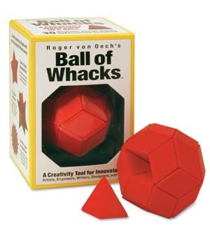 Ball of Whacks® – ORIGINAL RED
