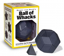 Ball of Whacks® – ALL BLACK